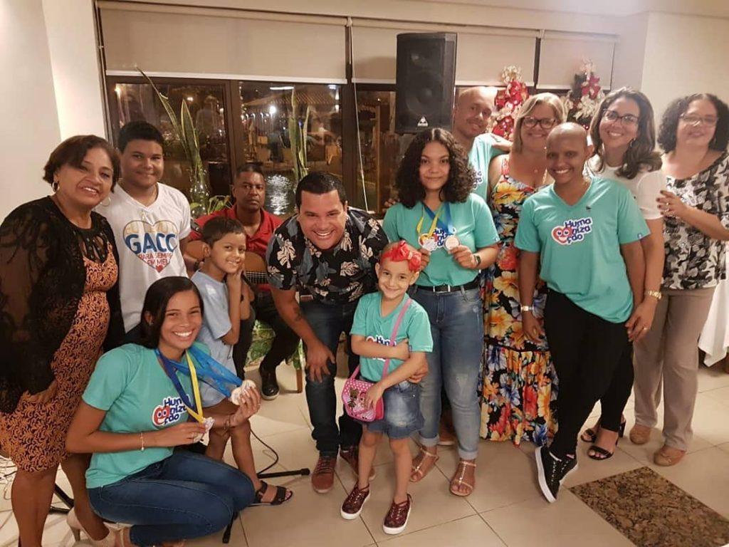 GACC – Grupo de Apoio a Crianças do Câncer